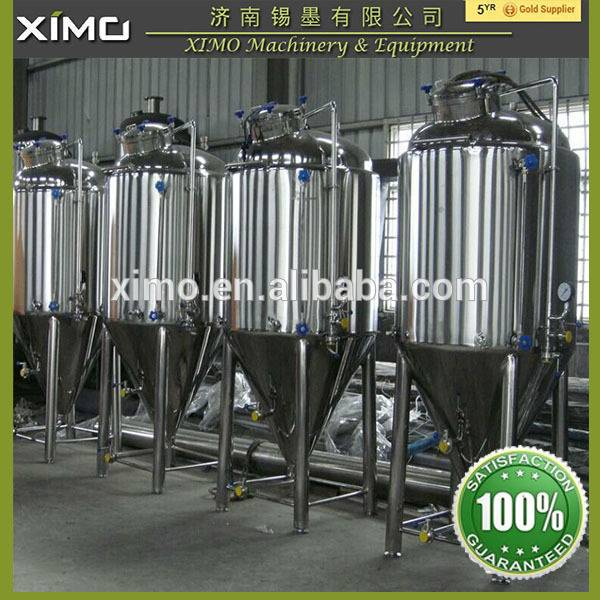 Craft beer equipment / Craft brewhouse