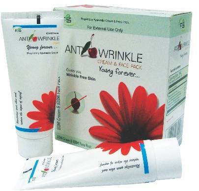 Anti wrinkle Cream for Treatment