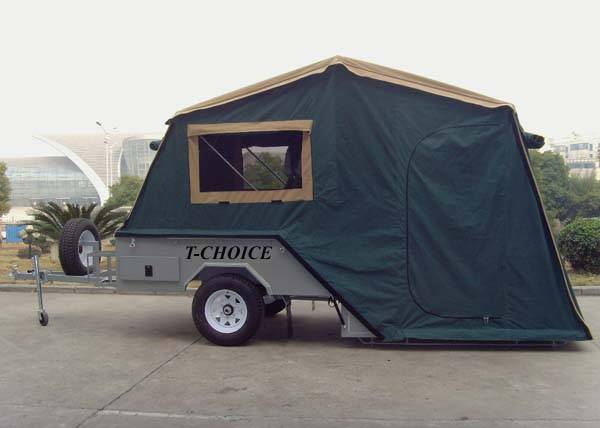 selling camping trailer
