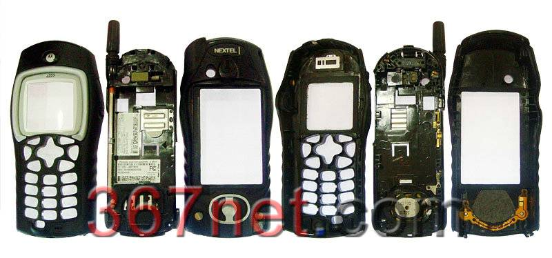 Cell Phone Housing for Nextel i355