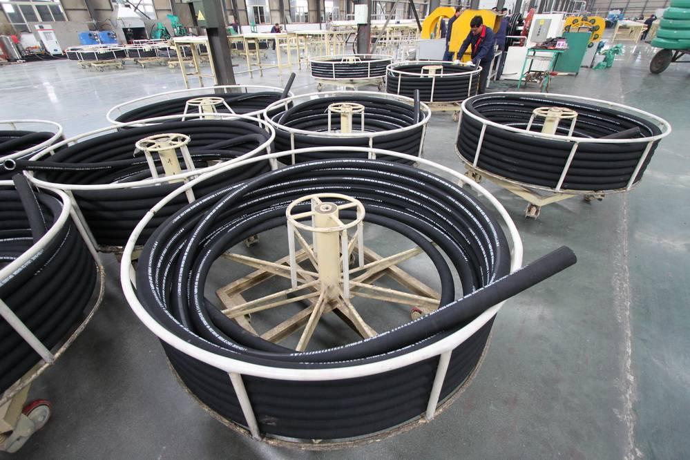 heat resistant rubber hose