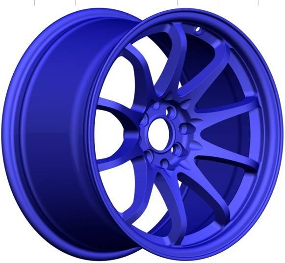New car wheels 179