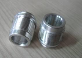 Aluminum Alloy polishing parts