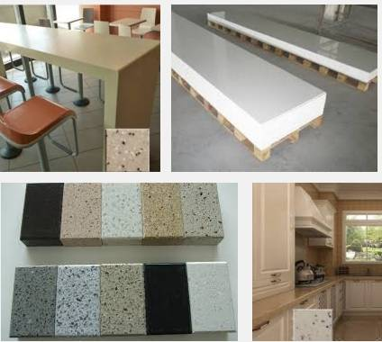 We want to buy and sell Acrylic Solid Surface Material