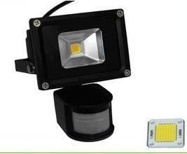 20w LED PIR sensor LED flood light for outdoor