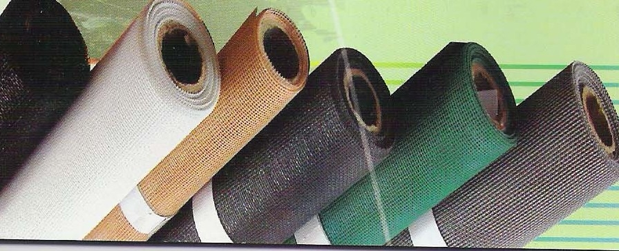 PVC-Coated Fiberglass Insect netting(Screen) supply from China