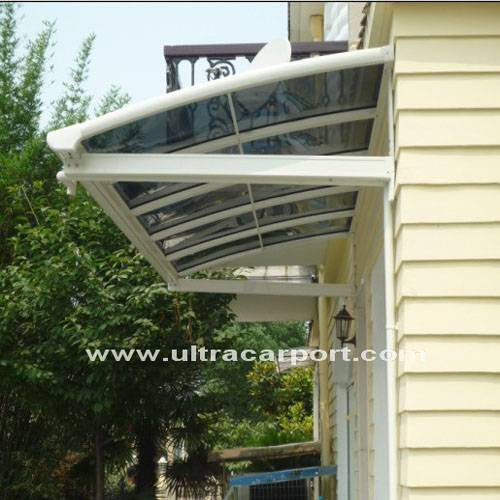 Terrace covering, balcony awning, roof terrace