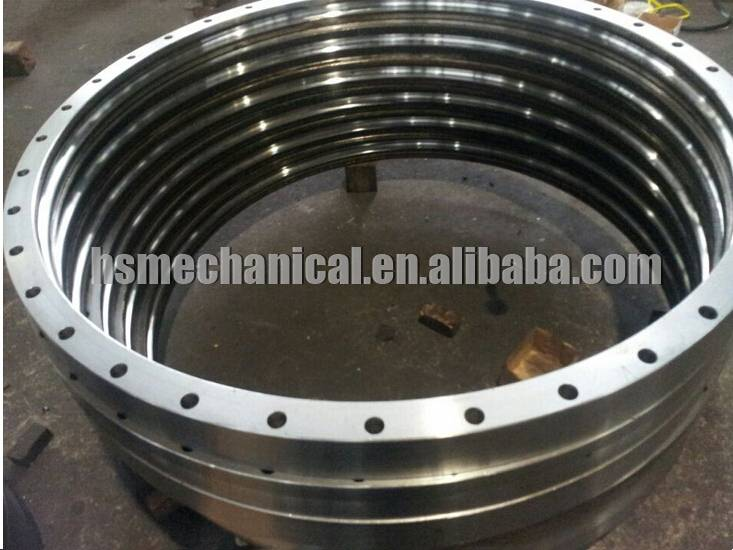 EX300-1-2-3-5 swing bearings swing circles excavator slewing ring rotary bearing travel and swing pa