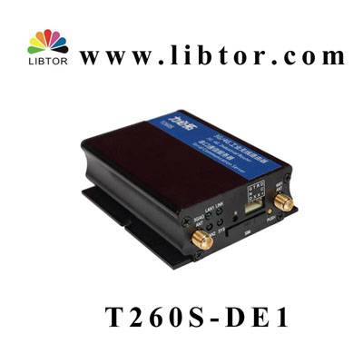 Libtor T260S-DE1 industrial 4g router with gateway/vpn functions for Monitoring IP Camera