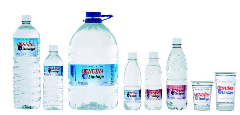 MINERAL WATER -  NATURAL AND SPARKLING