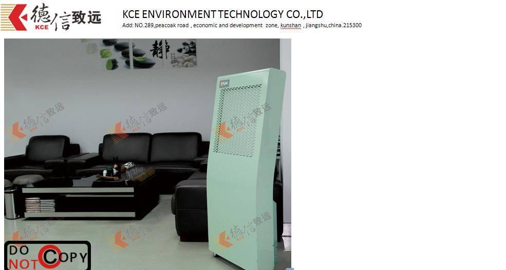 clean screen/air purifier
