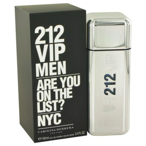 Buy 212 VIP by Carolina Herrera perfume for EDP