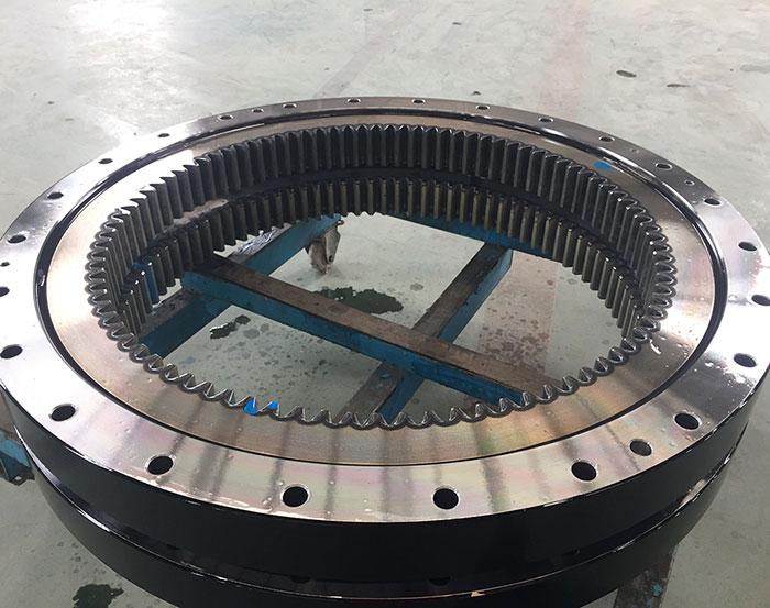 Kiamusze, Jiamusi S130 coal mining equipment slewing bearing, JMU S130 machine slewing ring mining