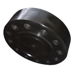 ANSI B16.36 Black Orifice WN Flange, RF, SCH 80