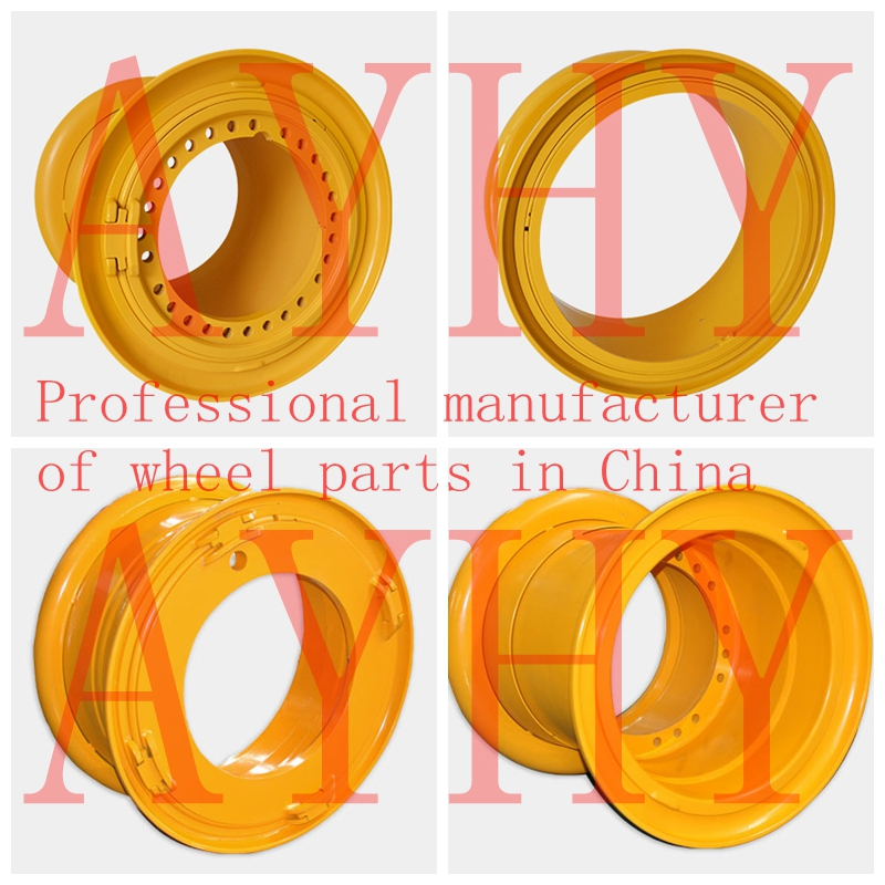 OTR wheel parts manufacturer from China