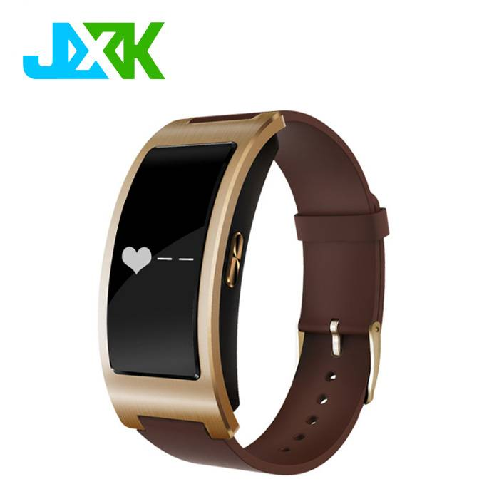 JXK-CK11 business style fitness tracker wristband with blood pressure and heart rate monitor