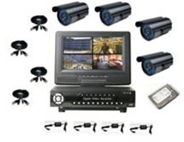 4ch DVR kits SV-8904XTK4