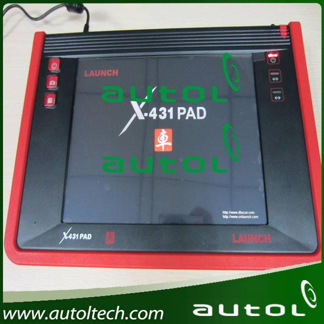 Launch X431 PAD