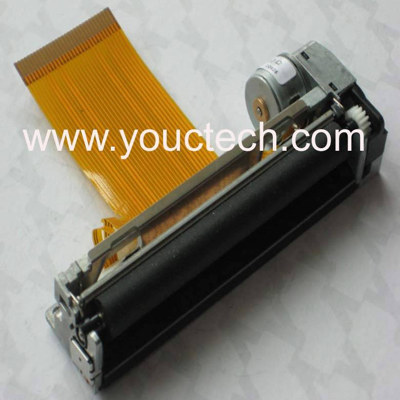 3inch thermal printer head FTP-638MCL103 equivalent