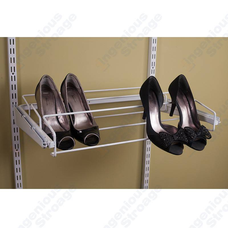Classic Gliding Heel Shoe racks for Women