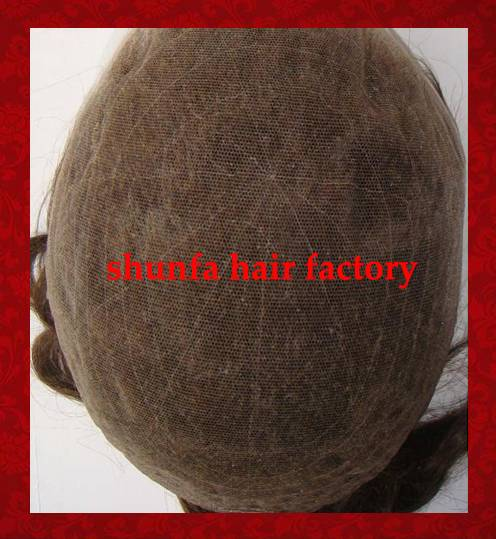 all swiss lace toupee
