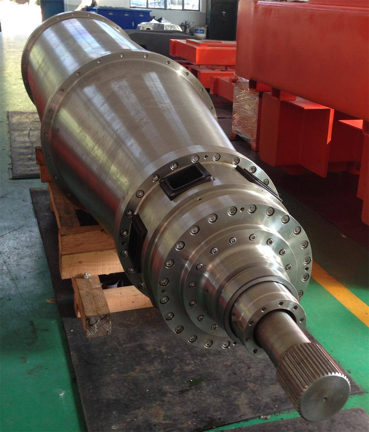 Decanter Centrifuge Bowl for LW650NY