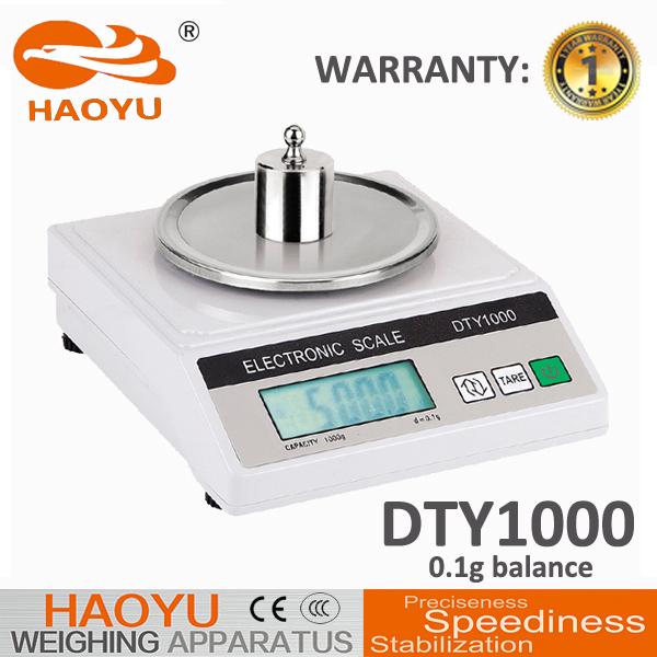 Digital weighing balance rs232 1kg 0.1g