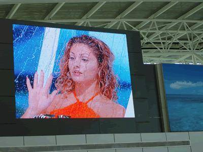 PH4 indoor Full-color LED Display for Advertising