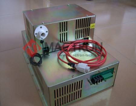 100W High Laser Power Source for Cutting Machine
