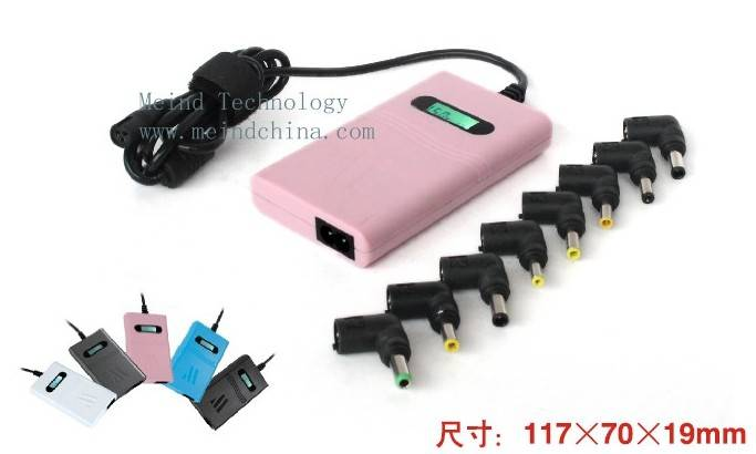Laptop Adapter Adaptor Universal Power Supply USB Charger M505I for Netbook Notebook