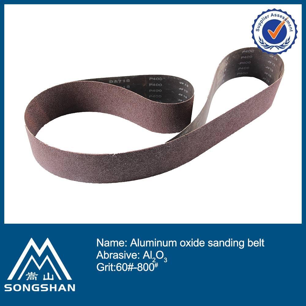 aluminium oxide X-weight sanding belt GXK51