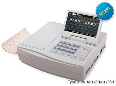 Medical Diagnostic Equipment, ECG Machine w/12ch Cardipia800H