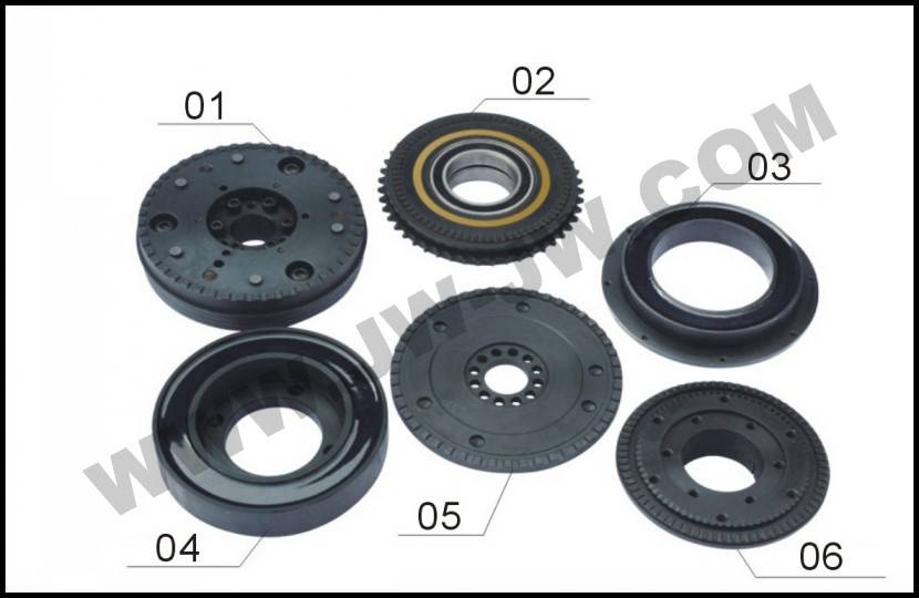 Loom spare parts clutch for picanol loom 1