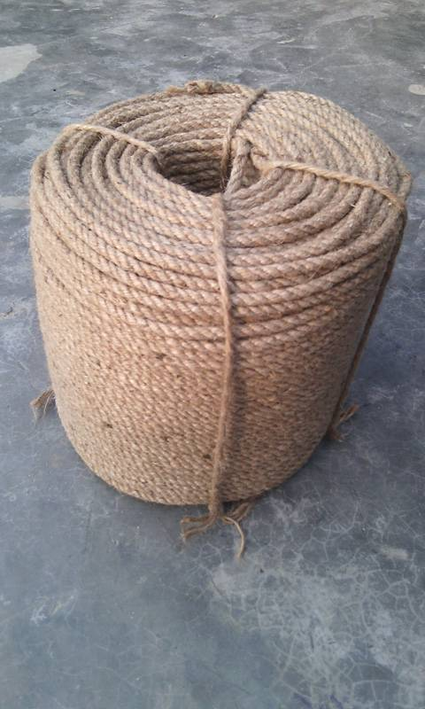 Supplying of Jute Rope, Jute Yarn, Coir Rope & so on from Bangladesh.