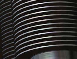 High frequency welded fin tubes