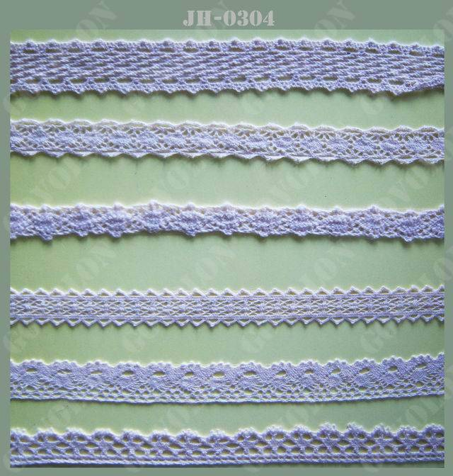 Cotton Crochet Lace (JH-0304)