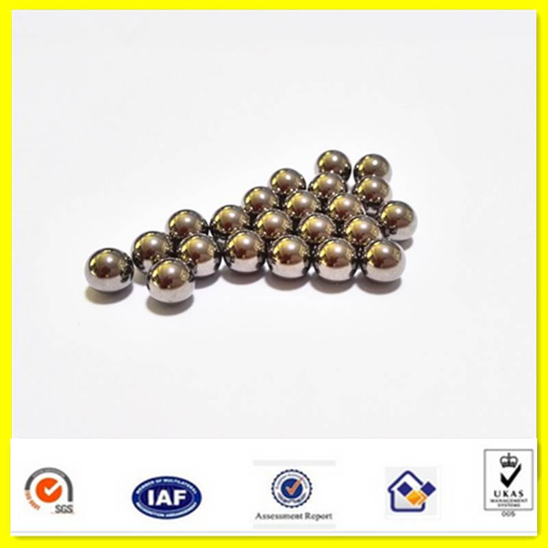 1/8'' 5/16'' 11/16'' chrome steel ball
