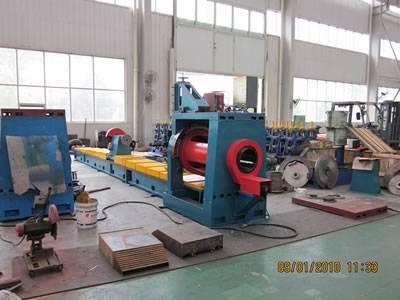 johnson pipe welding machine