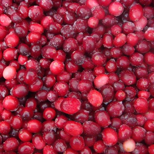 Frozen Wild Cranberry