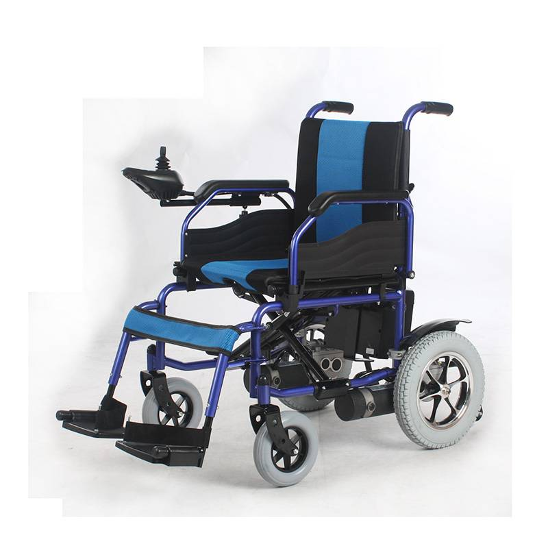 TUV CE approved cheap price electric wheelchair