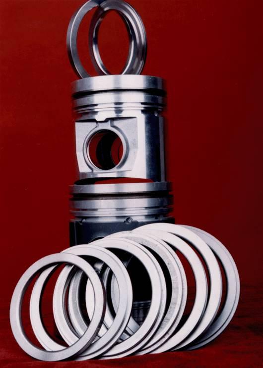 piston ring carrier