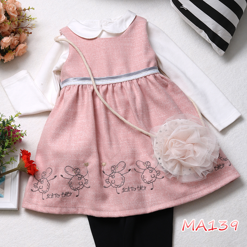 Customized beautiful children big size 1 year birthday dress