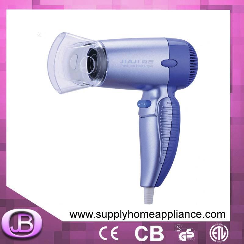 Travel Hair Dryer Dual Voltage
