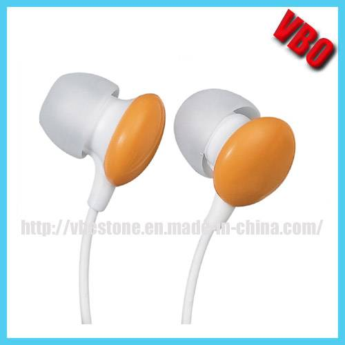 Attractive Colored in-Ear Earphone Headphone