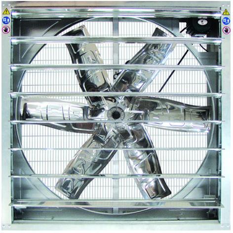 50 poultry equipment / exhaust fan/ventilation fan/greenhouse fan with air flow 44000m3/h