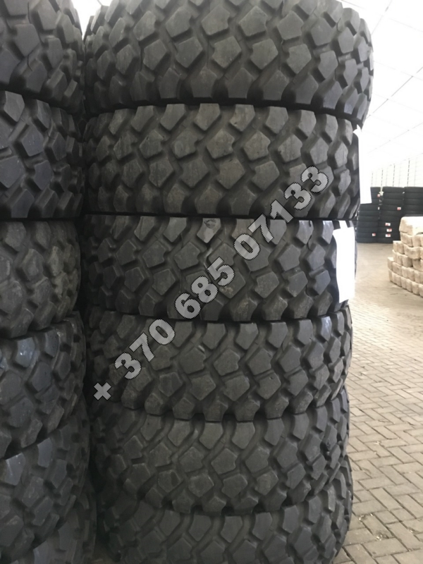Tyres (tires) 16.00R20 Michelin XZL.