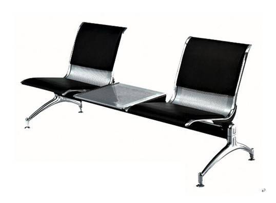 metal airport chair