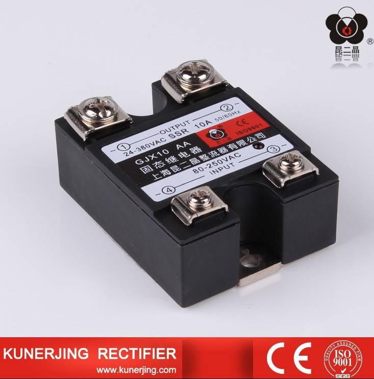 GJX three phase solid state relay