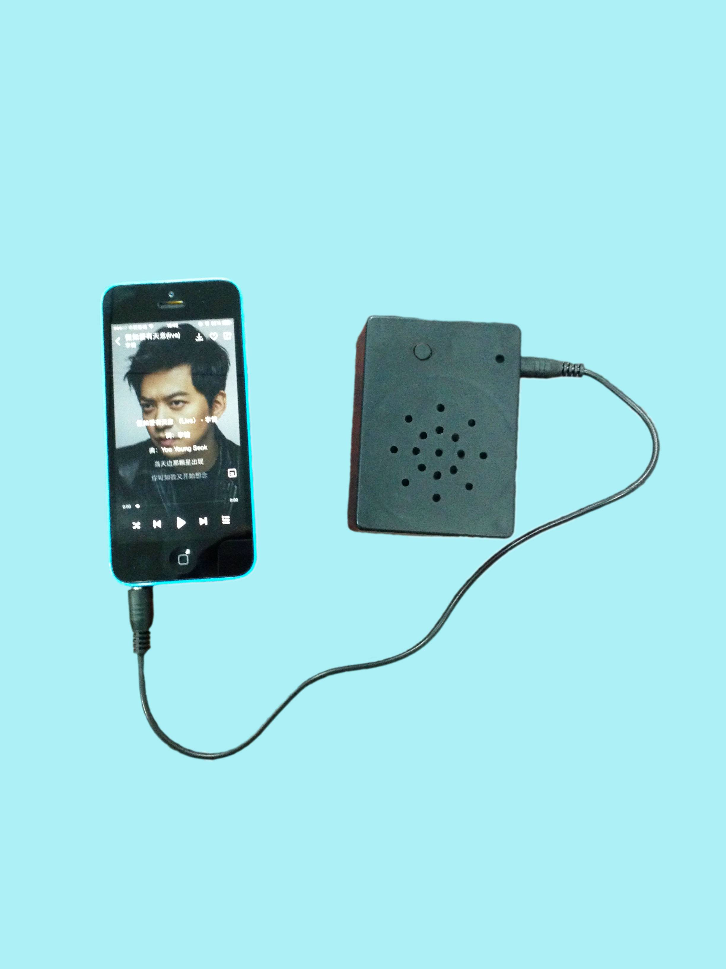 120 Sec Black USB MP3 Sound Module For Plush Toy Activated By Push Button