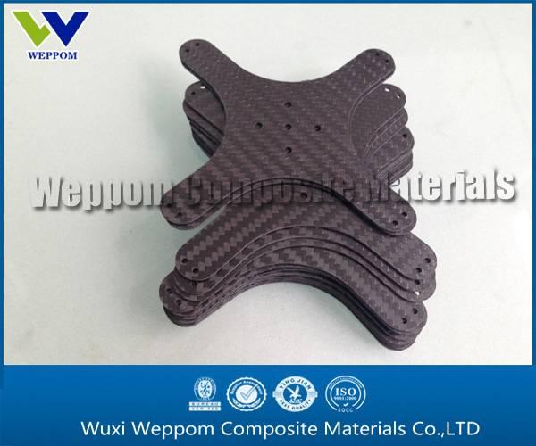 Carbon Fiber CNC Processing Parts